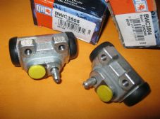 RENAULT CLIO (91-98) NEW LUCAS TYPE PAIR BRAKE CYLINDERS - BWC3504,BWC3505